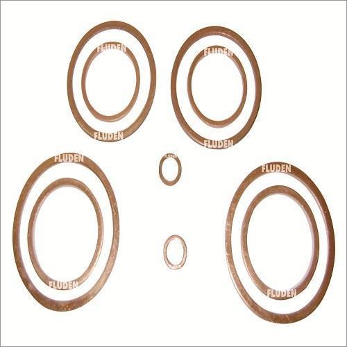 Copper Round Washer