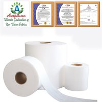 STANDARD MELT-BLOWN FABRIC PADS AND ROLLS FOR CLEANING SPILLS ON LAND AND WATER