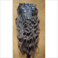 100% Hair Natural Machine Weft Hair