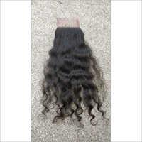 Raw Indian Hair Natural Wavy Machine Weft Bundles