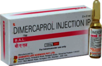 Dimercaprol Injection
