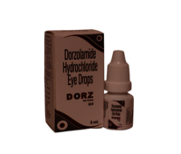 Dorzolamide Hydrochloride Eye Drops