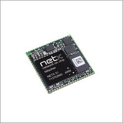 NetX51 Chip-Carrier With Extra Memory