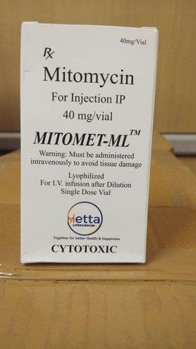 MITOMET ML 40MG INJECTION(Mitomycin)