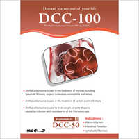 100mg Diethlearbamazine Citrate Tablets