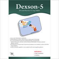 0.5mg Dexzmethasone Tablets