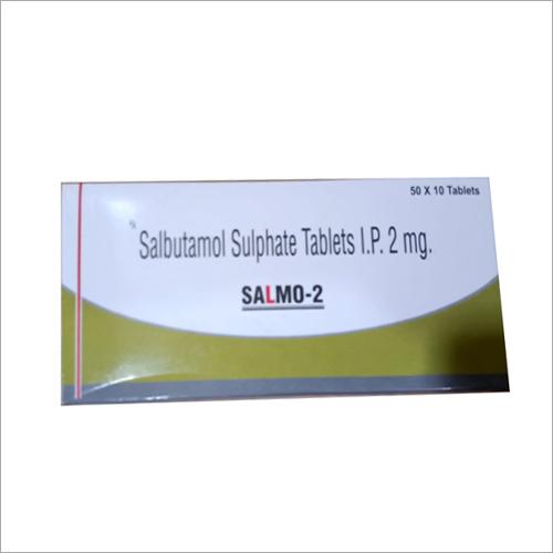 Salbutamol Sulphate Tablets