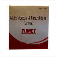 Metronidazole and Furazolidone Tablets