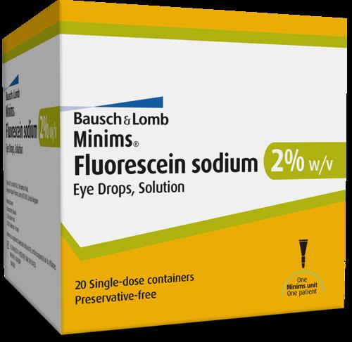 Fluorescein Eye drops