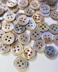 Mop Shell Buttons