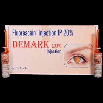 Fluorescein Injection