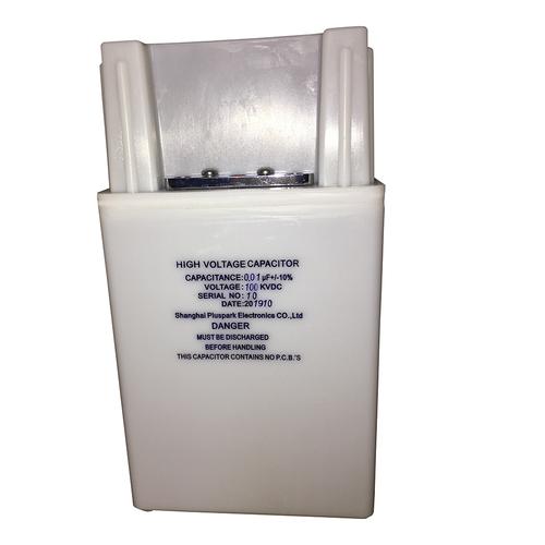 HV Capacitor 100kV 0.01uF,1PPS Pulse Capacitor 10nF 100000V.DC