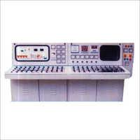 Drum Mix Plant Control Panel