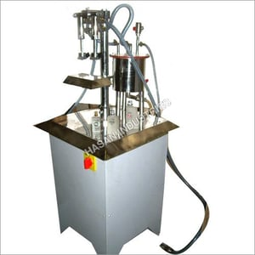 Industrial Perfume Filling Machine