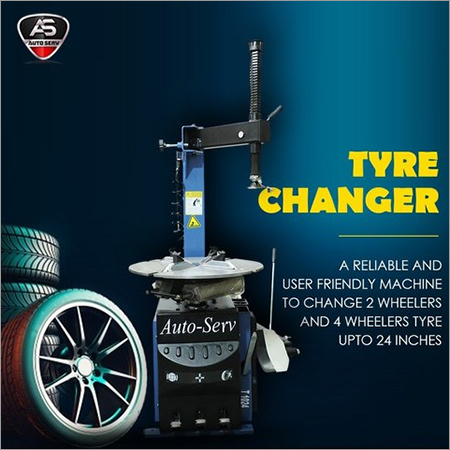 AS-TC-1020 Tyre Changer