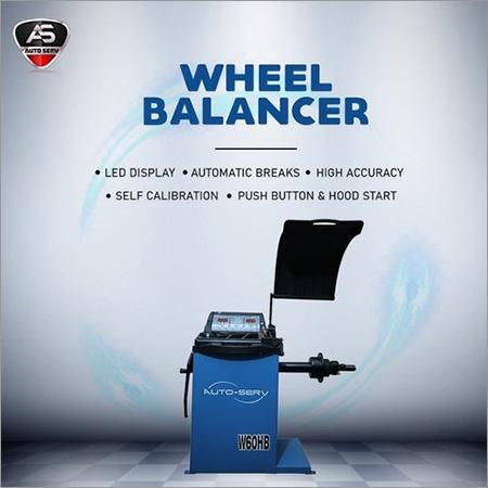 Digital Advanced Wheel Balancer
