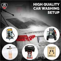 Garage Car Washing Equipment
