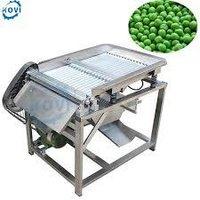 Green Peas/Beans peeling Machine