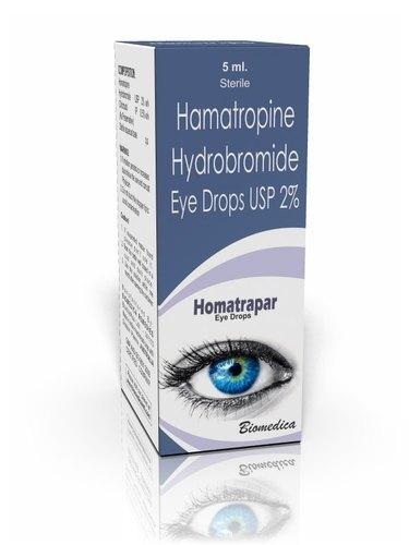 Homatropine HCL Eye Drop