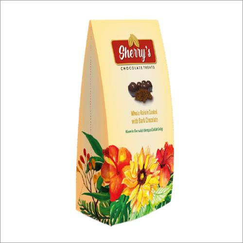 Whole Raisin Coated With Dark Chocolate