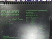 MURR ELEKTRONIK POWER SUPPLY 85184
