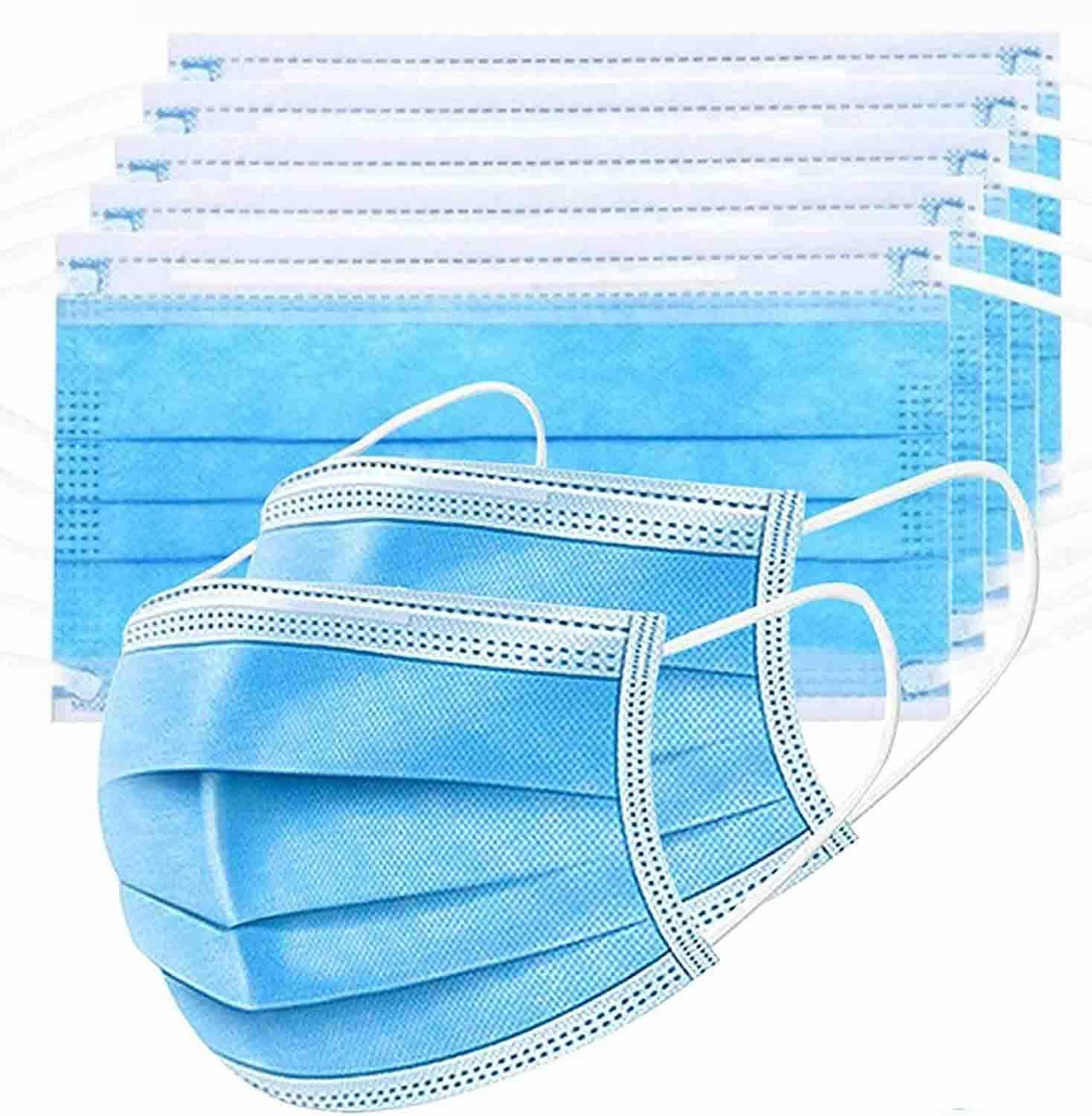 SUVAYU 3 Ply Surgical Face Mask (BIS Approved)