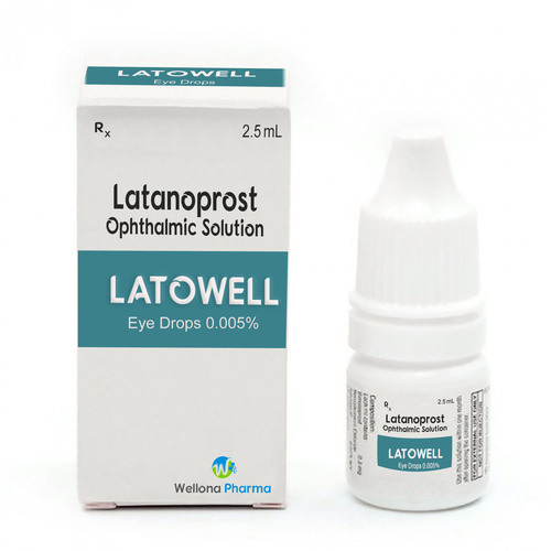 Latanoprost Ophthalmic Solution Eye Drops