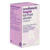 Levofloxacin Eye Drops