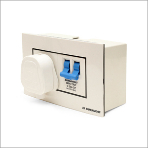 AC Box With Double Pole MCB And 16A Plug