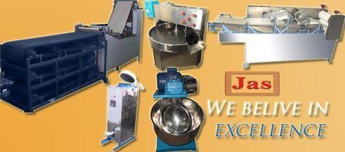Chapati Processing Machines