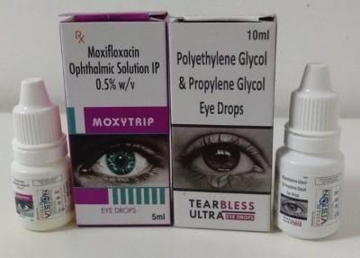 Moxifloxacin Ophthalmic Solution  Eye Drops