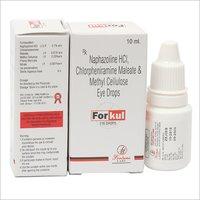 Naphazoline HCL & Chlorpheniramine Maleate Eye Drop