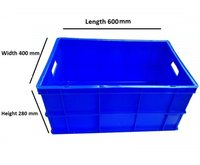 Crate Blue Sch 600x400x280 1000004011