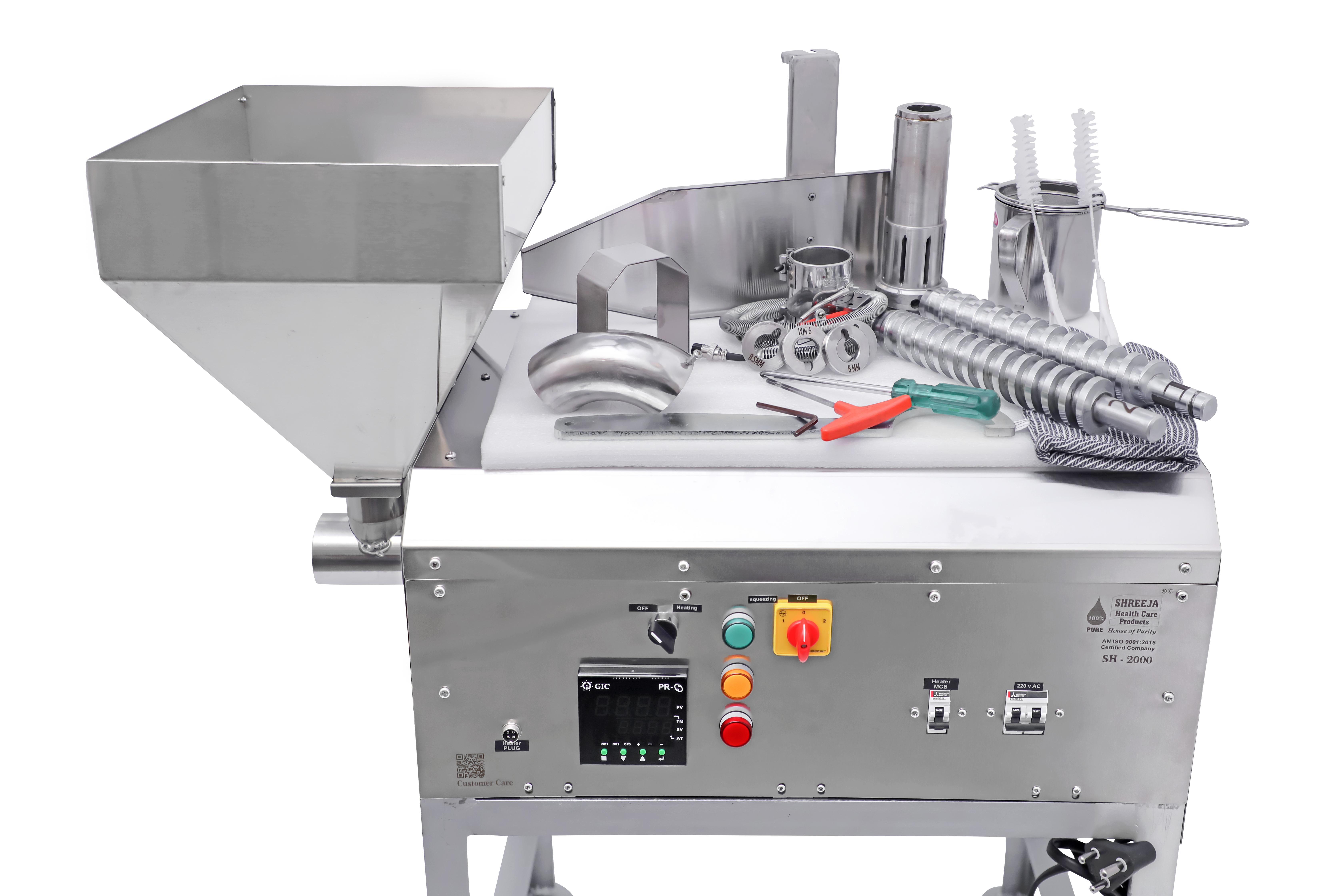 Commercial Oil Maker Machine