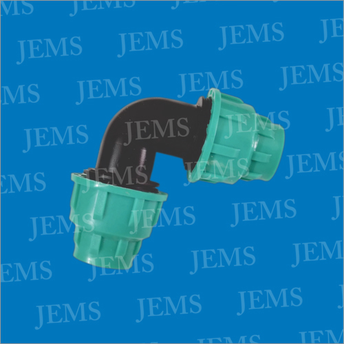 MDPE Pipe Coupler Elbow