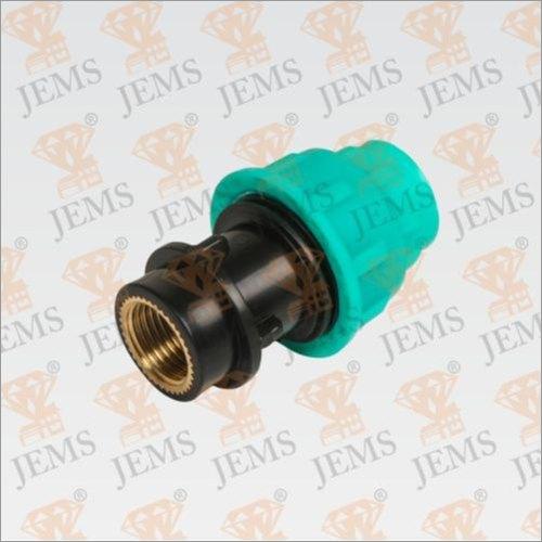 20 MM MDPE Fitting Brass Female Thread Adapter