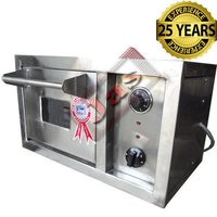 Stainless Steel Commercial, Electric & Gas Pizza Oven