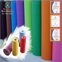 OEM SIZE SS SPUNBOND NONWOVEN FABRIC IN ROLLS PACKING