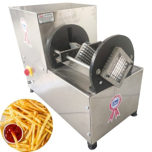 Electric French Fry Making Machine