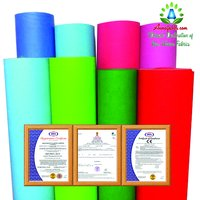 100% PP SPUNBOND NONWOVEN FABRIC, COLORS NON WOVEN FABRIC FOR SHOPPING BAGS 75GSM