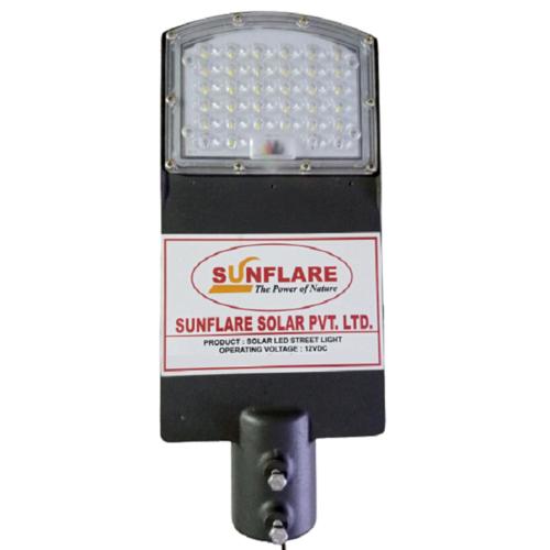 Hybrid Solar Street Light
