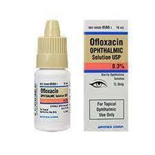 Ofloxacin ophthalmic solution Eye Drops