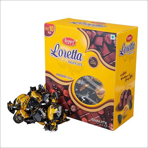 Mango Flavour Loretta Truffles Chocolate
