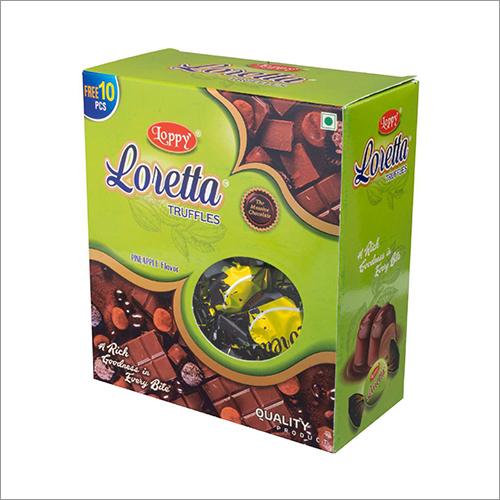 Pineapple Flavour Loretta Truffles Chocolate