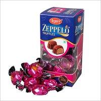 Strawberry Flavour Zeppelo Truffles Chocolate