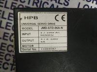 JUPITER AC SERVO DRIVE JMD-STD-06A-N