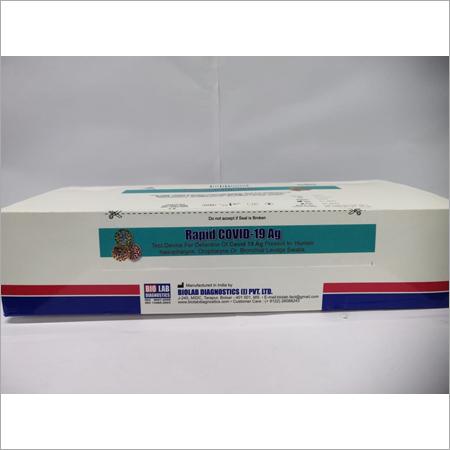 Rapid Covid-19 Antigen Test Kit