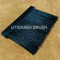 Plastic Strip Brush For Wooden Duct Sealing