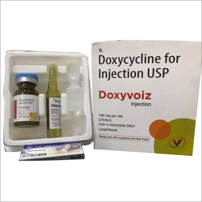 Doxycycline For Injection Usp Certifications: Depend