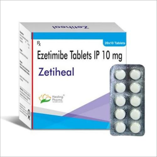 10mg Ezetimibe Tablets IP